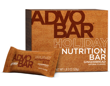 AdvoBar<sup>®</sup> Gingerbread - AdvoCare Foundation