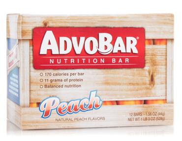 AdvoBar® Peach