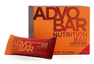 AdvoBar® Pumpkin Spice