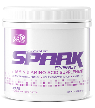 What Is In Spark >> Spark Canister Advocare