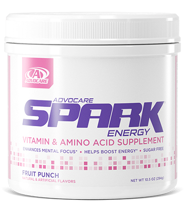 Spark® Canister | AdvoCare