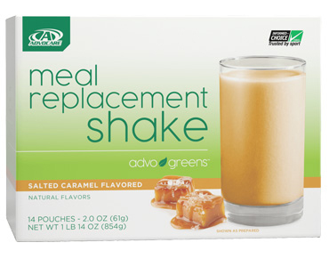 AdvoGreens® Meal Replacement Shake