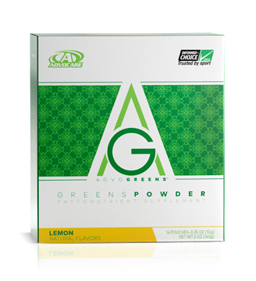 AdvoGreens™ Greens Powder Packets