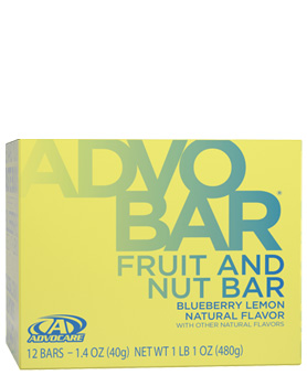 AdvoBar® Blueberry Lemon