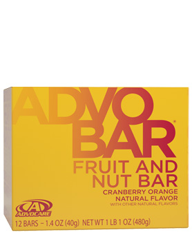 AdvoBar® Cranberry Orange