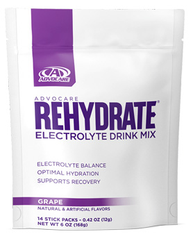 AdvoCare Rehydrate® Stick Packs