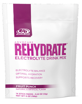 AdvoCare Rehydrate® Stick Packs
