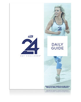 24-Day Challenge® Daily Guide