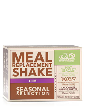Meal Replacement Shake Chocolate Lovers Variety Pack
