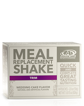 Meal Replacement Shake Wedding Cake