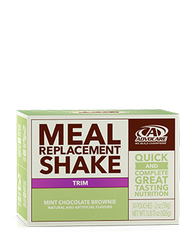 Meal Replacement Shake Mint Chocolate Brownie
