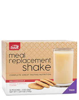Meal Replacement Shake, Snickerdoodle
