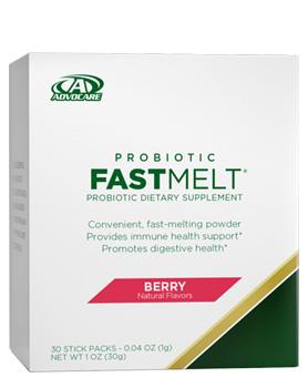 Probiotic FastMelt®