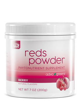AdvoGreens® Reds Powder Canister